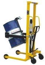 00546103 Wózek do beczek (udźwig: 350 kg, wysokość podnoszenia: 1425 mm)