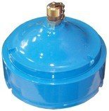 01538880 Akumulator hydrauliczny Hydro Leduc AS 0250 (objętość azotu: 2,55 l/dm³, maksymalne ciśnienie: 400 bar)