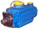 01539133 Pompa hydrauliczna tłoczkowa dwustrumieniowa Hydro Leduc PA2 57 (objętość robocza: 57+57 cm³, maksymalna prędkość obrotowa: 1350 min-1 /obr/min)