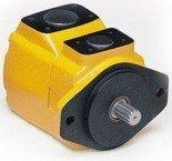 01539189 Pompa hydrauliczna łopatkowa B&C BQ05G47 (objętość geometryczna: 153,5 cm³, maksymalna prędkość obrotowa: 2200 min-1 /obr/min)