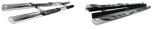 01656398 Orurowanie ze stopniami z zagłębieniami - Volkswagen T6 Long 4 stopnie