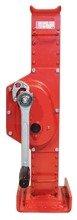 0301345 Podnośnik korbowy, kolejowy z grzechotką Raku PS-HVS 5T Raku (udźwig: 5000 kg)