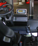 04049237 Waga hydrauliczna elektroniczna do wózka widłowego (udźwig: 6000 kg, podziałka: 20 kg)