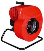 08549418 Wentylator promieniowy przenośny WPA-3-P-1-N 230V (obroty synchroniczne: 3000 1/min, moc: 0,37 kW, wydajność wentylatora: 1160 m3/h)