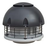 08549489 Wentylator chemoodporny dachowy SMART-CHEM-160/1500 (obroty synchroniczne: 1500 1/min, moc: 0,12 kW, wydajność wentylatora: 880 m3/h)