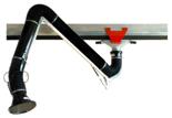 08549572 Odciąg stanowiskowy, zestaw wyciągowy: kanał odciągowy + wózek + ramię ssące ERGO-KOS (średnica ramienia odciągowego: 160 mm, długość ramienia odciągowego: 3,1 m, długość segmentu kanału: 2 m)