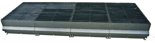 08549585 Odciągi stanowiskowy, stół z wyciągiem SCT (segment: 1500x2100 mm)