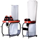 08549619 Urządzenie filtrowentylacyjne, odpylacz z workiem zbiorczym polietylenowym oraz filtrem nabojowym bez przewodów elastycznych i wyposażenia EGO-2W/M (powierzchnia filtracyjna: 15 m2, moc: 1,5 kW, wydajność: 4300 m3/h)