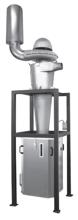 08549629 Odpylacz cyklonowy z wentylatorem STORM-1000-H (pojemność pojemnika na odpady: 330 dm3, moc: 1,5 kW, wydajność: 1400 m3/h)