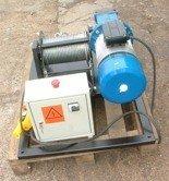 28862162 Elektryczna wciągarka linowa (siła uciągu: 330/260 kg)