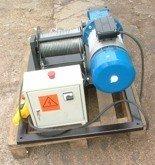28862173 Elektryczna wciągarka linowa (siła uciągu: 150/100 kg, długość liny: 170m, moc: 1,1kW)