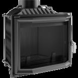 30040887 Wkład kominkowy 12kW Eryk (szyba pryzmatyczna)