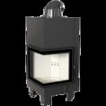 30055023 Wkład kominkowy 8kW MBN 8 BS (lewa boczna szyba bez szprosa)