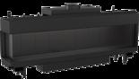 30060578 Wkład kominkowy na gaz 8,5-17kW LEO 200 na gaz techniczny LPG (lewa boczna szyba)