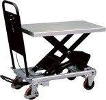 310562 Ruchomy stół podnośny BS50 (udźwig: 500 kg, 1010x520 mm)