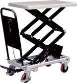 310566 Ruchomy stół podnośny BS80D (udźwig: 800 kg, wymiary platformy: 1010x520 mm)