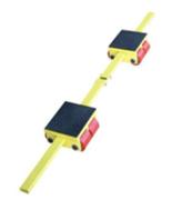33917056 Rolki transportowe - tył CBR 8 (udźwig: 8 T)