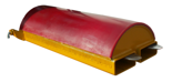 33948613 Nakładki na widły do podnoszenia kręgów miproFork TWP-K 100x50 (udźwig 3200 kg, długość wideł: 800 mm) cena za parę