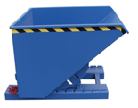 33948625 Pojemnik uchylny do wózka widłowego miproFork TWU-M 500 (pojemność: 0,5 m3, udźwig: 4000 kg)