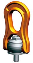 """33954990 Śruba z uchem obrotowo - uchylnym PLBW o gwincie UNC 1-3/8"""" 6 (udźwig: 22 T, gwint: 1-3/8"""" 6)"""