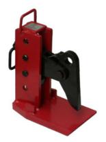 33961600 Uchwyt do podnoszenia pakietów blach w pozycji poziomej WRA 8,0 (udźwig: 8 T, zakres chwytania: 40-240 mm)