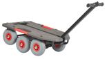 39955528 Wózek do transportu z uchwytem (wymiary: 985x640x350mm)