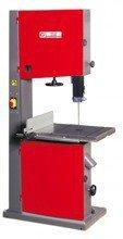 44349946 Piła taśmowa do drewna Holzmann HBS 600PROFI 400V (wyładowanie / max szer. cięcia: 550 mm, wymiary stołu: 633x485 mm)