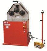 44350126 Giętarka Holzmann RBM 40K (gięcie profili prostokątnych pełnych/pustych: 60x20/50x50 mm 2,5 mm, moc: 2,2 kW)
