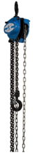 44929919 Ręczna wciągarka łańcuchowa Tractel® Tralift™ - ilość łańcuchów: 2 (wysokość podnoszenia: 5m, udźwig: 2000 kg)