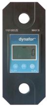 44930001 Precyzyjny dynamometr z wyświetlaczem do pomiaru sił rozciągających oraz ciężaru zawieszonych ładunków Tractel® Dynafor™ LLX1 (udźwig: 3,2 T)