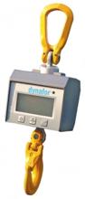 44930017 Waga hakowa /dynamomentr ze stałą szaklą i hakiem z zabezpieczeniem Tractel® Dynafor™ MWX (udźwig: 1 T)