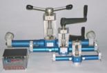 44930026 Miernik siły naciągu lin Tractel® Dynarope HF 36/3 (średnica liny: 22 do 44mm, możliwość pomiaru: 40 T)