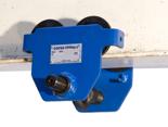 4498690 Ręczny wózek rolkowy podkołnierzowy podwieszany Tractel® Corso RC (szerokość kołnierza od 74 do 220mm, udźwig: 3T)