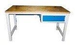 77156902 Stół warsztatowy, 1 szuflada (wymiary: 1800x750x900 mm)
