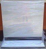 77157009 Regał perforowany pod zawieszki (wymiary: 2000x1500x600 mm)