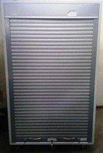 77157093 Szafa biurowa z żaluzją aluminiową, 2 przestawiane półki (wymiary: 1500x900x460 mm)