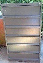 77157268 Szafa narzędziowa, 6 szuflad (wymiary: 1500x800x500 mm)
