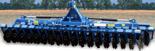 95247982 Agregat talerzowy U 693, talerz uzębiony o średnicy 510mm (szerokość robocza: 4 m, liczba talerzy: 32, zapotrzebowanie mocy: 130 KM)