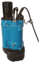99230217 Pompa odwodnieniowa, trójfazowa KTZ31.5 (moc: 1,5 kW, maks. wydajność: 670 l/ min)