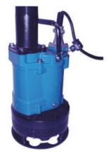 99230230 Pompa odwodnieniowa, trójfazowa KTV2-80 - z agitatorem (moc: 3 kW, maks. wydajność: 720 l/ min)