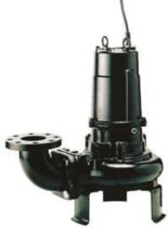 99230306 Pompa ściekowa, trójfazowa 100UZ43.7 (moc: 3,7 kW, maks. wydajność: 1890 l/ min)