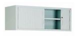 99551668 Nadstawka do szaf biurowych 0,7mm, 2 drzwi żaluzjowe, 1 półka (wymiary: 465x800x435 mm)