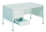 99551860 Biurko, 3 szuflady (wymiary: 740x1400x800 mm)