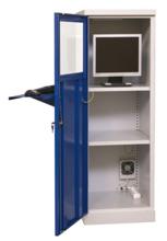 99552546 Szafka pod komputer przemysłowy (wymiary: 1600x550x550 mm)