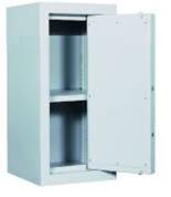 99552592 Szafa - wzmocniona, 1 półka, 1 drzwi (wymiary: 900x500x500 mm)