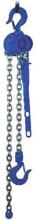DOSTAWA GRATIS! 2202550 Wciągnik dźwigniowy z łańcuchem ogniwowym RZC/0.8t (wysokość podnoszenia: 2,5m, udźwig: 0,8 T)