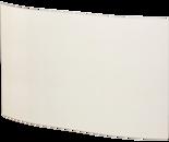 DOSTAWA GRATIS! 30041516 Szkło kominkowe gięte panorama do wkładu Amelia/Felix - formatka