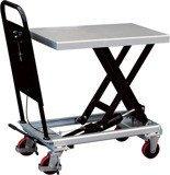 DOSTAWA GRATIS! 310561 Ruchomy stół podnośny (udźwig: 250 kg, wymiary platformy: 830x500 mm)