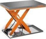 DOSTAWA GRATIS! 44340150 Hydrauliczny nożycowy stół podnośny Unicraft SHT 1000 (udźwig: 1000 kg)