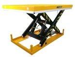 DOSTAWA GRATIS! 44366758 Elektryczny stół warsztatowy podnośny nożycowy (udźwig: 4000kg, wysokość podnoszenia: 1050mm)